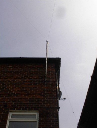 Take 2 back with 20m and 40m dipoles fed from the same point