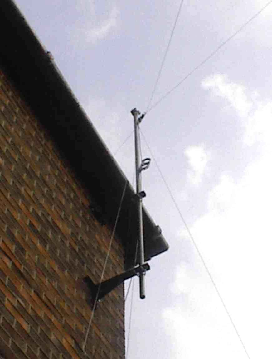 Take 1 when I had 20m and 40m dipoles fed from the same point