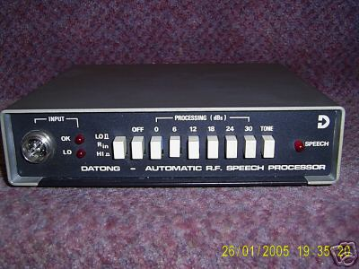 Auto RF Speech Processor (ASP - Black Box)